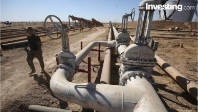 شاهد: التصريحات الصينية وتراجع حدة الصراع في العراق تضرب اسعار النفط