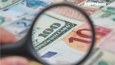 اليورو يتراجع رغم صدور بيانات اوروبية مشجعة والذهب يخسر مكاسب امس