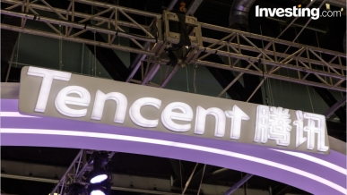 Tencent Overtakes Facebook to Join Top Five Global Corporations