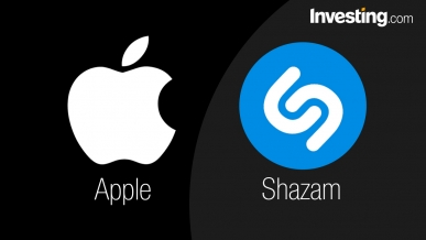 Apple Buys Music Identification App Shazam