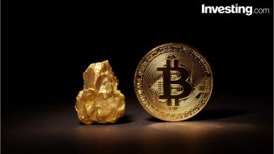 По данным Goldman Sachs, биткоин не угрожает спросу на золото