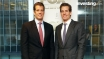 Los gemelos Winklevoss, los primeros multimillonarios del bitcoin
