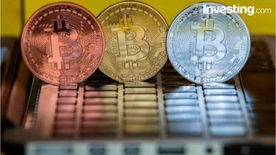 Bitcoin schaltet nach Talfahrt in den Erholungsmodus - Aktienmärkte erholt