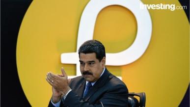 Venezuela recauda 1.000 millones de dólares en dos días con el petro