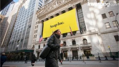 Akcje Snapa mocno straciły na wartości, po tweecie znanej celebrytki