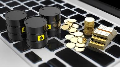 شاهد: اليورو والذهب ما بعد التصحيح وبإنتظار الفيدرالي، بتكوين والنفط يقفزا