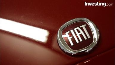 Fiat, niente crollo dopo la delusione per i dati sulle immatricolazioni