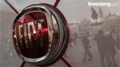 """Fiat, finisce effetto """"trimestre record"""" e il titolo ritraccia"""