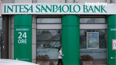 Banche, inizia settimana degli utili. Attesa per oggi Intesa Sanpaolo