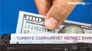 Türk Lirası, Amerikan doları karşısında dalgalı seyrediyor