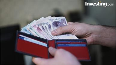 Amerikan doları, Türk Lirası karşısında güne yükselişe başladı