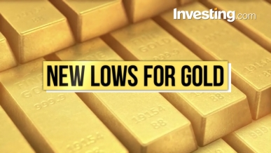Gold's Slump May Be Far From Over