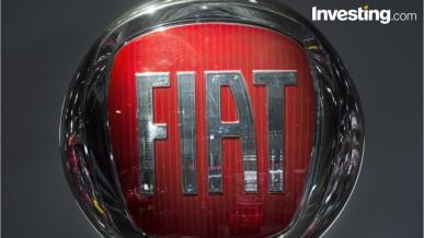 Fiat, immatricolazioni crollano a giugno ma titolo resiste