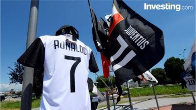 Juventus ancora in calo. Già perso un terzo dei guadagni del rally