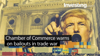 Chamber Of Commerce Warns Trade War Bailouts A 'Slippery Slope'