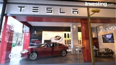 Tesla se dispara pese a anotarse una pérdida récord en el segundo trimestre