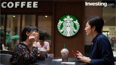 Starbucks se alía con Alibaba para el reparto de pedidos en China