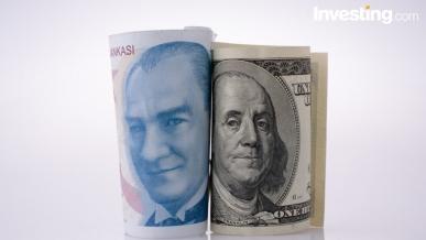 Amerikan doları, Türk Lirası karşısında yeniden rekor seviyeye yükseldi