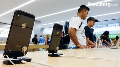 Apple alcanza el billón de dólares en bolsa