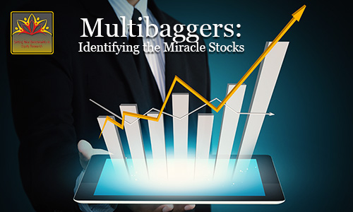 Identify Midcap & Largecap Multibaggers for April-June '18 Quarter