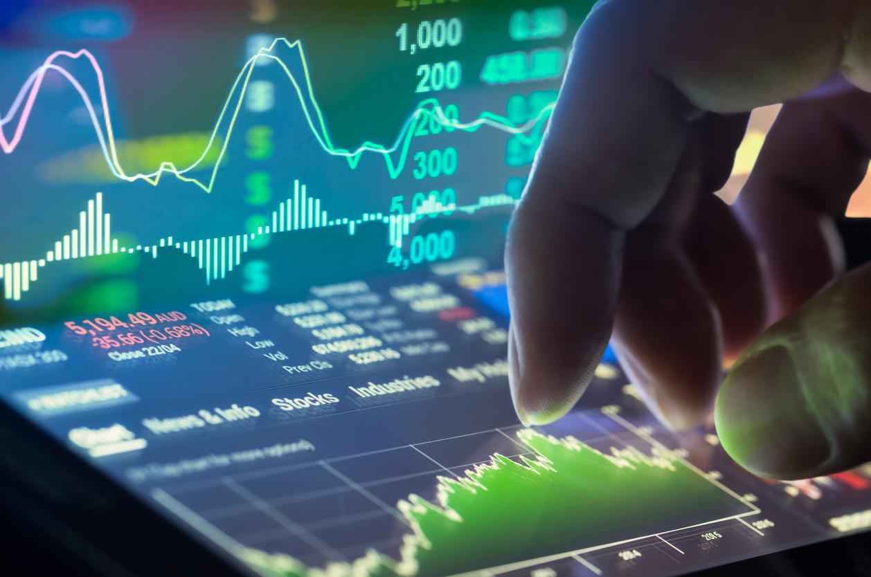 Trading-Strategie mit Bollinger Bändern